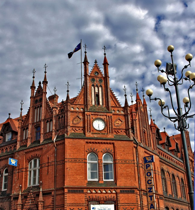 main post office in bydgoszcz