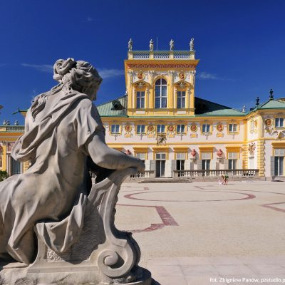 warsaw wilanow palace