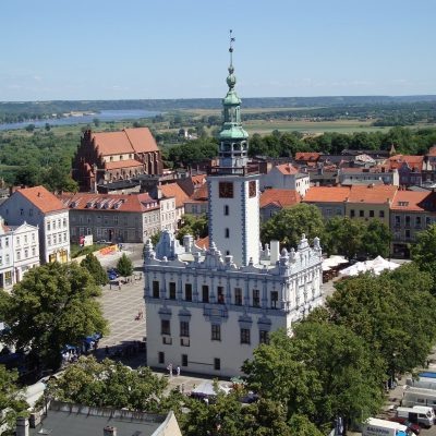 town hall in chelmno