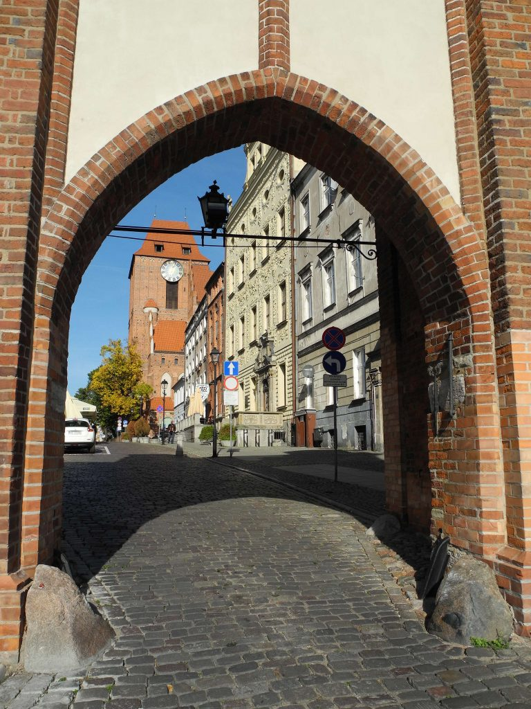 sailor's gate torun