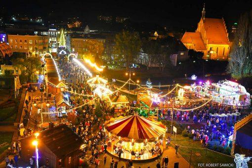 christmas market bydgoszcz, fot. Robert Sawicki, christmas in poland